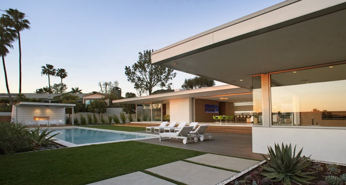 Mcelroy residence ehrlich yanai rhee chaney architects - Limposante residence contemporaine de ehrlich architects ...