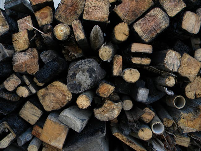 structural firewood