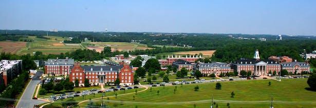 USDA Beltsville Campus