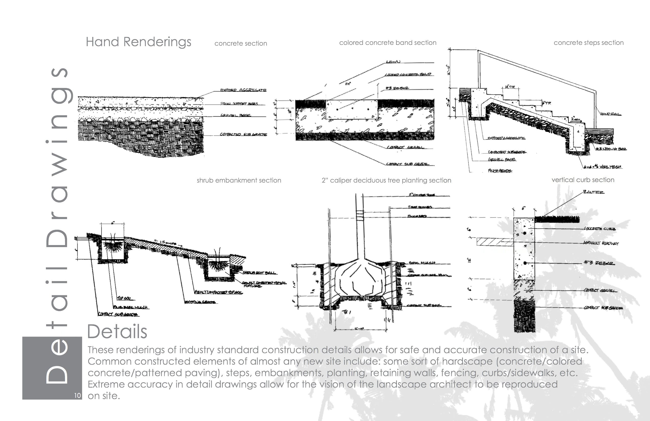 Detail Drawings Jason Dehaan Archinect