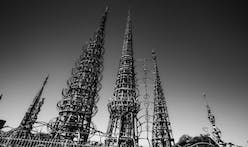 California's 'at-risk' cultural landscapes include Watts Towers