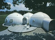The Dome Cluster House from 1982!