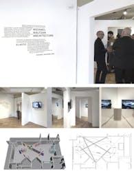 Gallery Exhibition Design