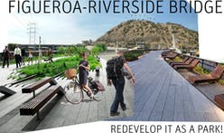 Angelenos: save the historic Figueroa-Riverside Bridge and preserve it for future park use