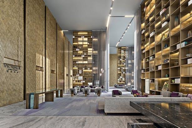 Crowne Plaza Taiyuan By Yang Bangsheng & Associates Group
