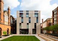Hubert Perrodo Building, St Peter's College, University of Oxford