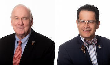 Architectural Licensure at a Crossroads: An Interview with NCARB President Robert M. Calvani and President-Elect Alfred Vidaurri