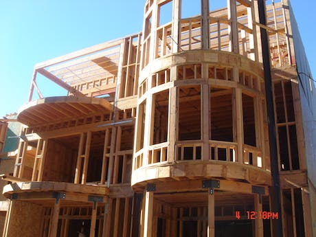 Encino Framing