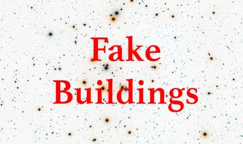 Extra Extra: Fake Buildings