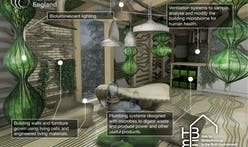 A living breathing building: How biology and architecture will change construction and the built environment