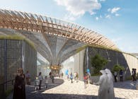 Dubai Expo 2020 Sustainability Pavilion