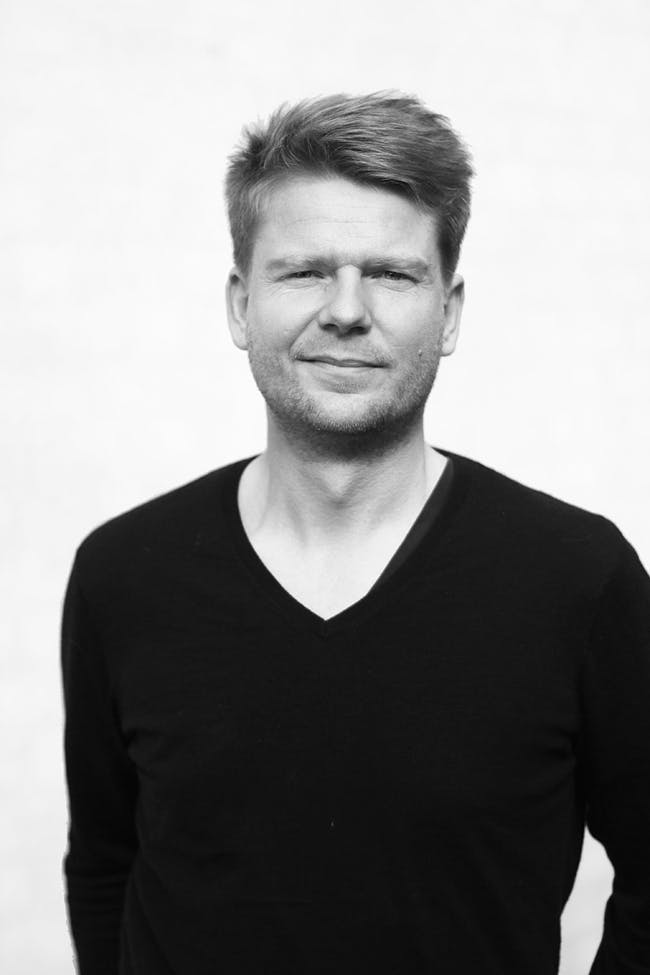 COBE founder Dan Stubbergaard