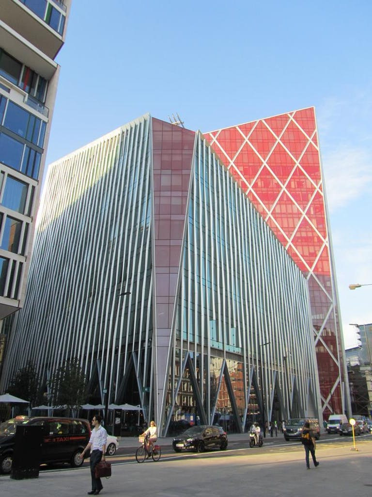 Nova victoria wins carbuncle cup 2017 for britain 39 s ugliest building of the year - Britains craziest sheds competition ...