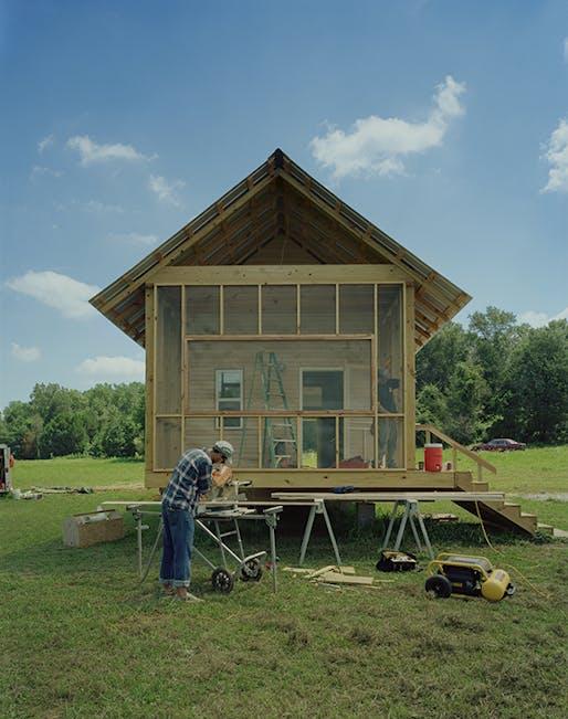 Photo from Rural Studio. © Timothy Hursley, via metropolismag.com