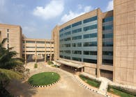 Specialty and Emergency Hospital Blocks at Nizam's Institute of Medical Sciences