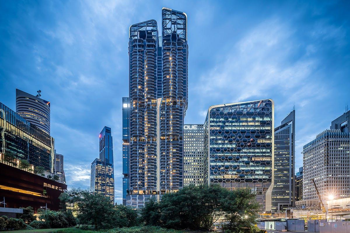 Singapur Tower