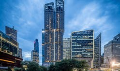 Take a tour of UNStudio's newly completed Singapore towers
