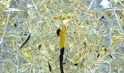 Zipper-fastened kaleidoscopic architecture