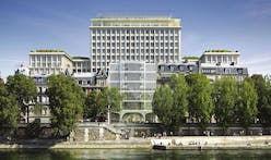 David Chipperfield and CALQ Architecture to design 'Reinventing Paris' scheme