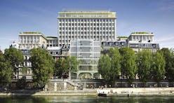 David Chipperfield and CALQ Architecture to design 'Reinventing Paris' scheme