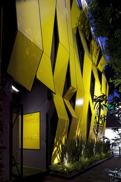 Changos in Mexico City by Boutique de Arquitectura