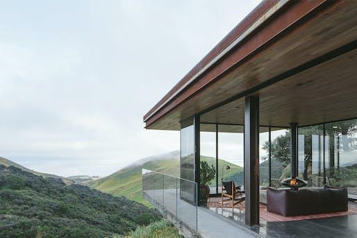 Off-Grid Guesthouse by ANACAPA. Photo: Erin Feinblatt.
