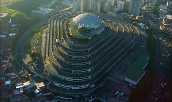 Improbable transformations of a Venezuelan architectural icon, as reported by CityLab