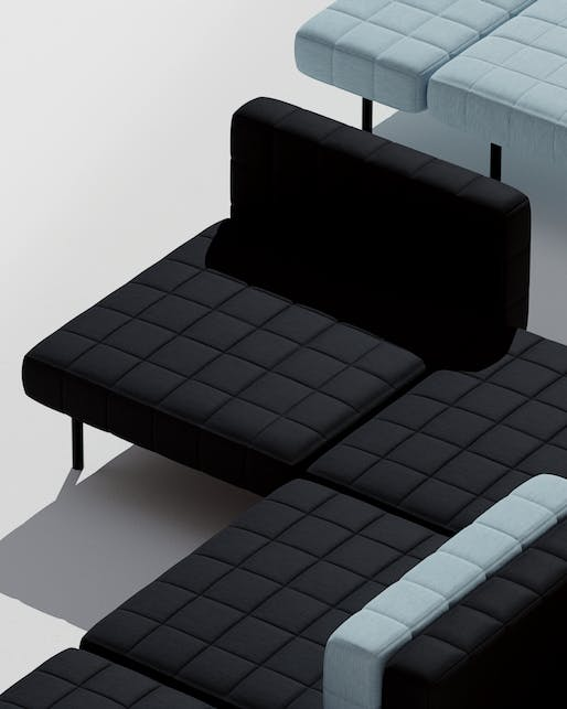 All images via BIG/Common Seating