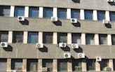 Air conditioning's challenge for the built environment