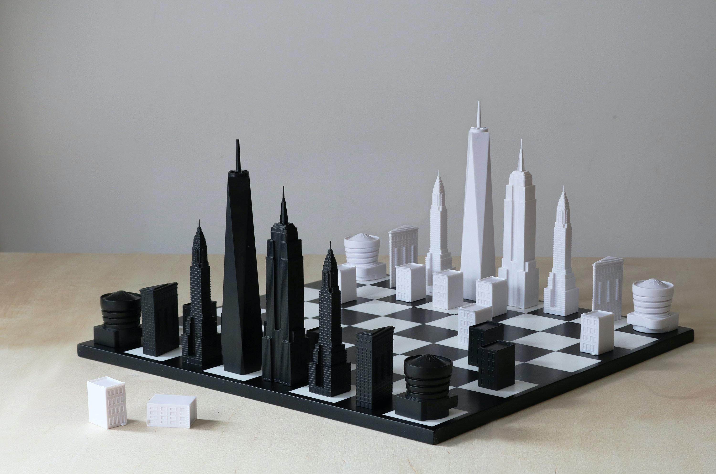 Image: Skyline Chess