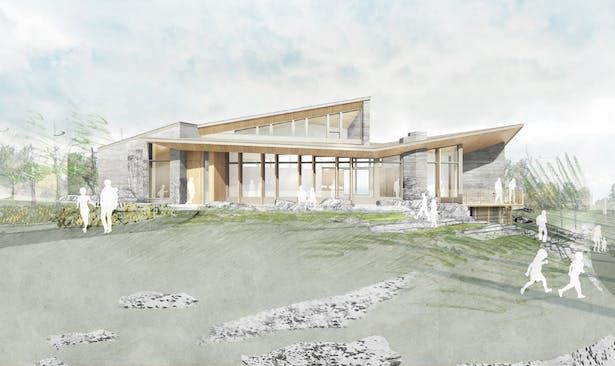 Rendering by BKSK Architects
