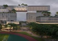Aedas Wins the Shenzhen Airport Training Base Design Competition
