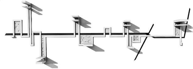 building strip