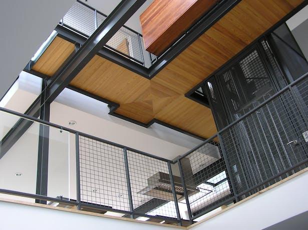 Atrium and Walkways