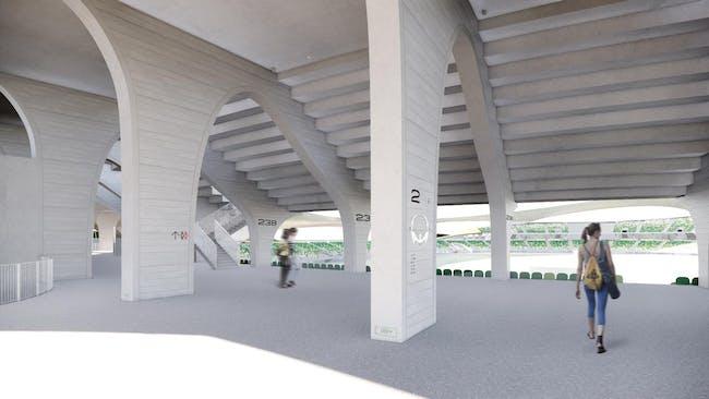 Image courtesy of MAD Architects.