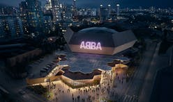 New rendering reveals the temporary ABBA Voyage concert venue in East London