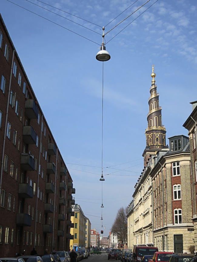 Landmark Spire of Christianshavn