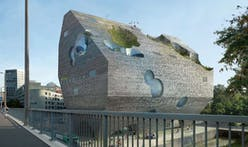 Basel Aquarium Entry by HHF and BURCKHARDT+PARTNER
