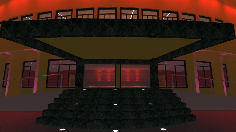 Auditorium Lighting Design - Dynamic RGB LED Lighting Scene & Auditorium Lighting Design | Lightvolumes Lighting Designers ... azcodes.com