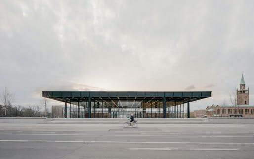 All photographs © Simon Menges, courtesy of David Chipperfield Architects.