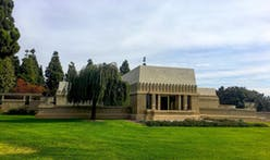 """Virtual Accessibility Experience"" created for FLW's Hollyhock House in Los Angeles"