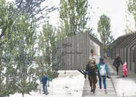 Maine Mass Timber Competition Entry