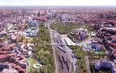 OMA + Laboratorio Permanente​ to regenerate two disused railway yards in Milan
