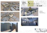 Sharjah Art Foundation - Art Gallery & Exhibition areas.