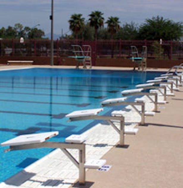Greenfield Pool, Gilbert, AZ (Photo: Town of Gilbert)