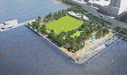 Gansevoort Peninsula Park: Manhattan's first public beach moves forward