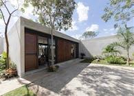 Canto Cholul House