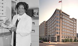 "NASA names D.C. headquarters after ""Hidden Figure"" Mary W. Jackson"