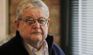 22 Questions for Stanley Tigerman