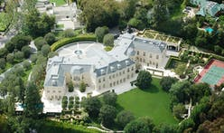 56,000 square foot Spelling Manor sells for $120 million, setting new California record